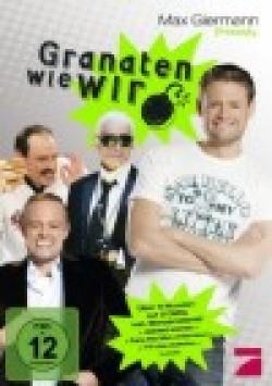 Max Giermann - Granaten wie wir DVD