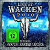 V.A. - Live At Wacken 2010 - 21 Years Faster-Harder-Louder