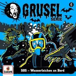 Gruselserie – SOS - Wasserleichen an Bord (6)