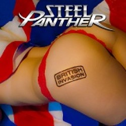 Steel Panther - British Invasion (DVD)