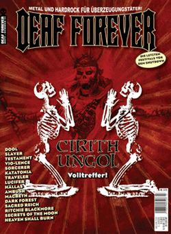 Deaf Forever – Nummer 35