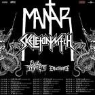 Mantar, Skeletonwitch, Evil Invaders & Deathrite