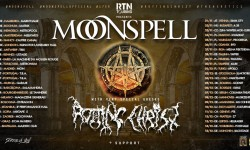 Moonspell, Rotting Christ & Silver Dust