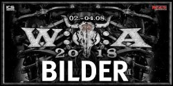 Wacken Open Air 2018 (29 Jahre) - Fotos
